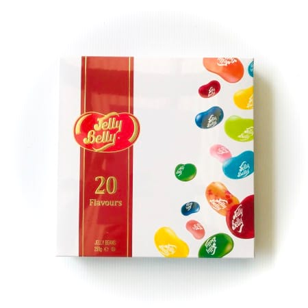 Jelly Belly 20 Flavours Jelly Beans Gift Box 250g
