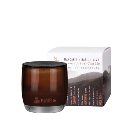 Equilibrium Mandarin, Basil & Lime by Urban Rituelle (Small)