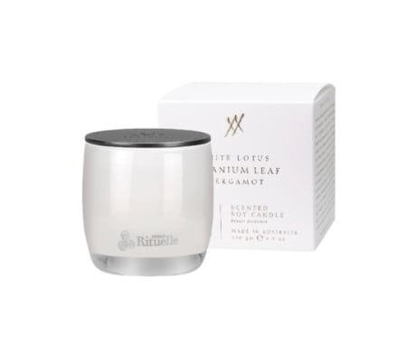 Alchemy White Lotus, Geranium Leaf & Bergamot By Urban Rituelle (Small)