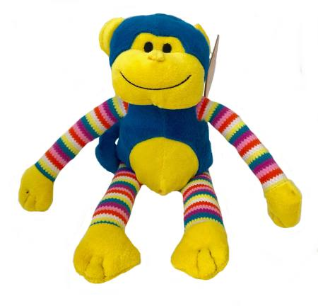 Milo the Monkey Blue