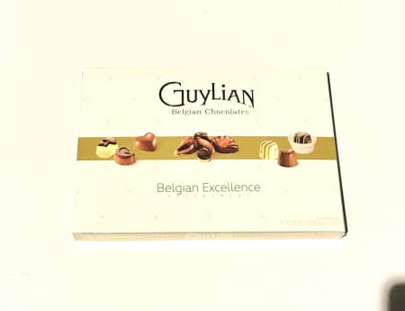 Guylian Belgian Chocolates Belgian Excellence  Assortment 305g gift box